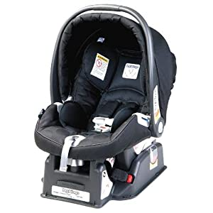 Peg Perego Primo Viaggio SIP 30/30 Infant Car Seat, Pois Black