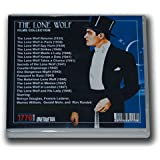 THE LONE WOLF FILM COLLECTION - 15 MOVIES - 8 DVD-R