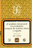 img - for Analisis estructural en economia: ensayos book / textbook / text book