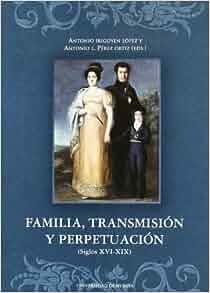 Familia, transmision y perpetuacion (Siglos XVI-XIX): Antonio Irigoyen