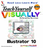 img - for Teach Yourself VISUALLY Illustrator 10 book / textbook / text book