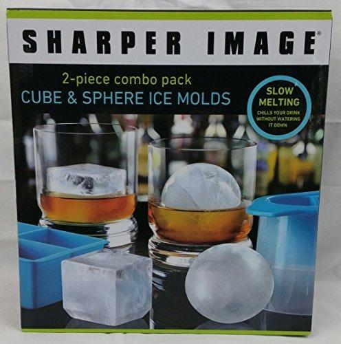 sharper-image-cube-sphere-ice-molds