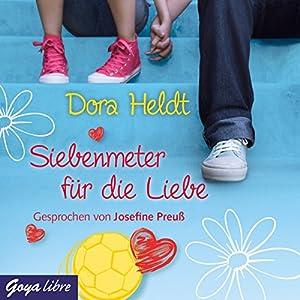 Siebenmeter für die Liebe Hörbuch