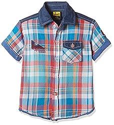 Seals Boys' Shirt (AM8120_1_ASSORTED_8)