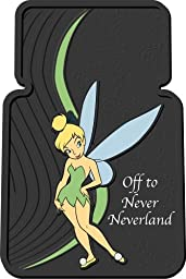 Tinker Bell Off To Never Neverland Universal-Fit Molded Front Floor Mat - Set of 2
