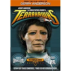 Terrahawks: The Complete Series by