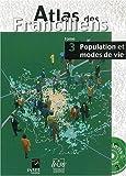 echange, troc Mariette Sagot, Carine Burricand - Atlas des Franciliens, tome 3 : Population et modes de vie (CD-Rom inclus)