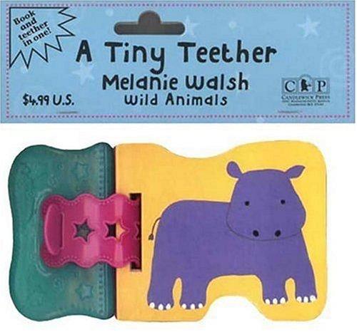 A Tiny Teether: Wild Animals