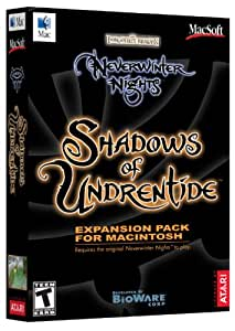 Neverwinter Nights: The Shadows of Undrentide Expansion Pack (Mac)
