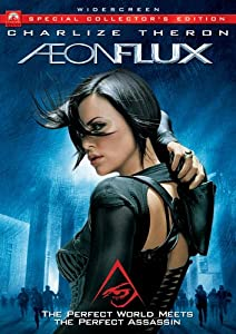 "Cover of ""Aeon Flux (Special Collector's ..."