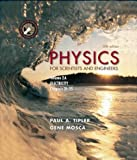 Physics for Scientists and Engineers, Volume 2A: Electricity (0716709023) by Tipler, Paul A.