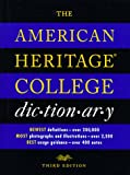 The American Heritage College Dictionary (0395671612) by [???]