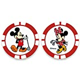 Dunlop Srixon Disney GGF-06125 clip marker red