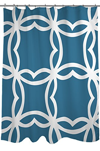 Thumbprintz Shower Curtain Encircled