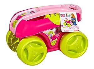 Mega Bloks Play-n-Go Wagon (Pink)