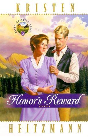 Honor'S Reward (Rocky Mountain Legacy #5) (No 5) front-326992