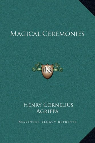 Magical Ceremonies