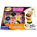 15 Pcs The Cookies Stacking Game