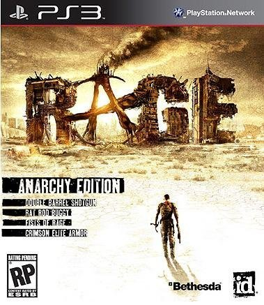 Taketwo Interactive Rage Anarchy Edition [for Ps3] [playstation 3]
