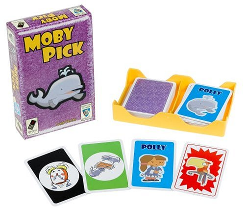 Moby Pick Card Game - 1