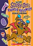 Scooby-doo Halloween Sticker Storybook (0439606993) by McCann, Jesse Leon