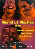 Hancock Herbie: World Of Rhythm [DVD] [2007]