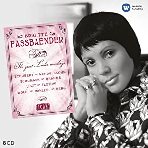 Brigitte Fassbaender : The great Lieder recordings