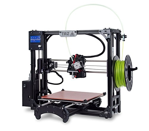 LulzBot TAZ 5 Desktop 3D Printer with 0.5 mm Nozzle