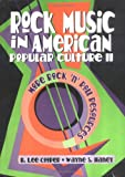 img - for Rock Music in American Popular Culture II: More Rock  n  Roll Resources book / textbook / text book
