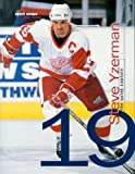img - for Steve Yzerman : The Quiet Captain (Sport Snaps) book / textbook / text book