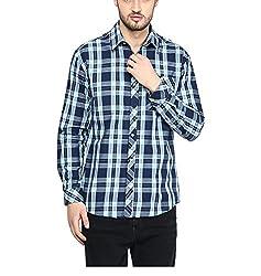 Yepme Men's Multi-Coloured Cotton Shirts - YPMSHRT1144_44
