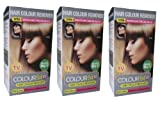 THREE PACKS of Scott Cornwall (Medichem) Colour B4 Hair Colour Remover