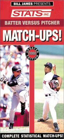 Bill James Presents Stats 2000: Batter Vs. Pitcher Match-Ups!