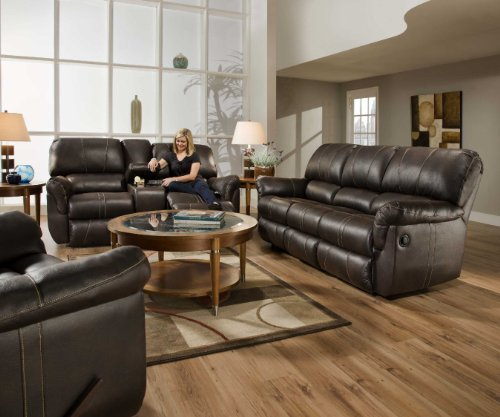 Super Best Simmons 50365 Blackjack Brown Leather Theater Pabps2019 Chair Design Images Pabps2019Com