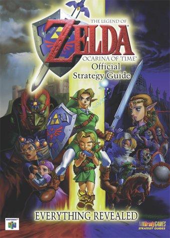 The legend of zelda ocarina of time official strategy for Bureau zelda