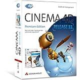 """Cinema 4D 11 Premium Edition: Buch und Video-Training perfekt aufeinander abgestimmt (DPI Grafik)von """"Arndt von Koenigsmarck"""""""