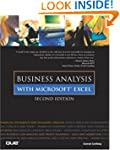 Business Analysis with Microsoft Exce...