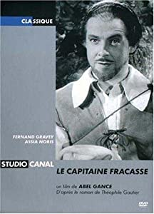 Le Capitaine fracasse [FR Import]