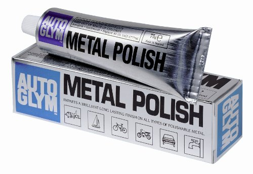 Autoglym 55ml Metal Polish
