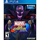 Marvel vs. Capcom: Infinite Deluxe Edition - Limited Edition Steelbook Packaging - PlayStation 4