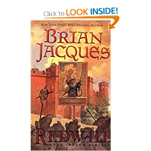 What My Kids Read Review of Redwall by Brian Jaques