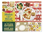 Melissa & Doug Make-a-Meal Sticker Pad
