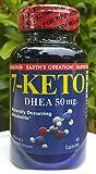 7-Keto DHEA par la création de la Terre (50 mg)