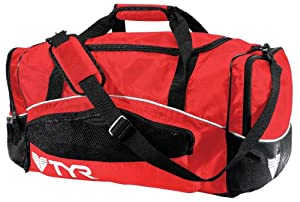 TYR Alliance Team II Duffle Bag, Red