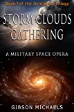 img - for Storm Clouds Gathering: Book-1 of the Sentience Trilogy book / textbook / text book
