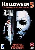 Halloween V: The Revenge of Michael Myers [DVD]