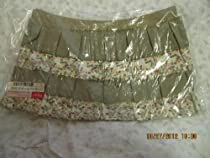 Thirty One Fitted Elite Purse Skirt in Free Spirit Ditzy Ruffles - (Skirt Only) - 3497