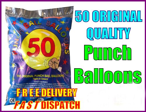 misha-50-punch-balloons-ball-good-quality-party-kids-loot-fair-birthday-goody-bag