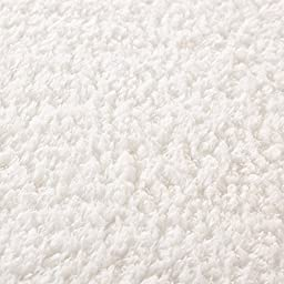 Hughapy® Micro Plush Super Soft Thick Carpet Morden Area Rug and Mat-Off White, 2.6\'x4\'
