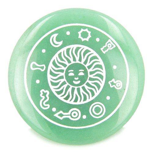 positive-energy-talisman-of-sun-green-quartz-magic-circle-spiritual-powers-individual-totem